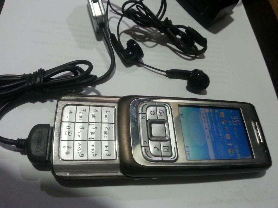 Nokia E65 Original Finlandes Clásico
