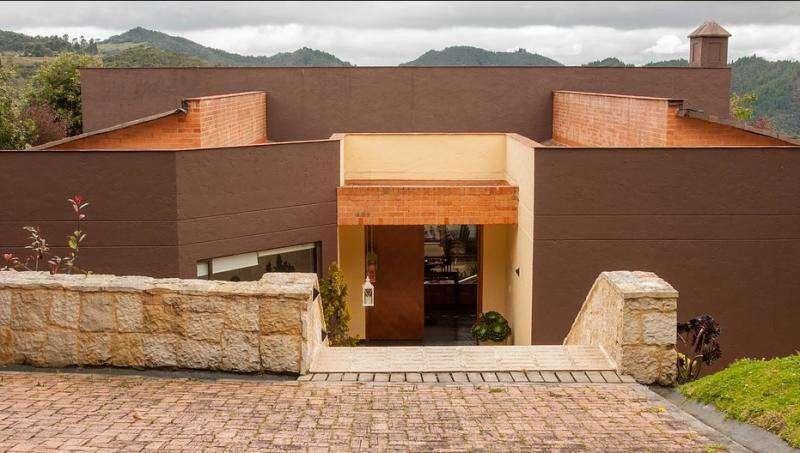Casa Condominio En Arriendo/venta En Guasca Altos De Potosí Cod. VBPRE127109