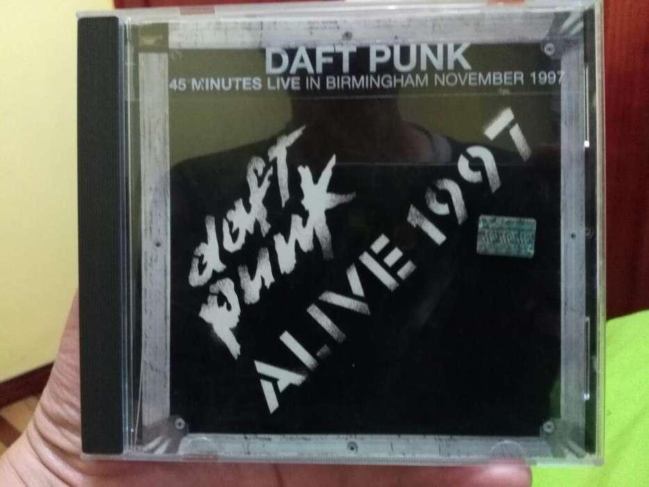 Daft Punk Cd Original
