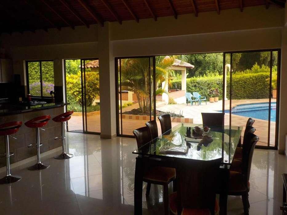Casa Campestre en Venta via Tebaida Quindio - wasi_1148291