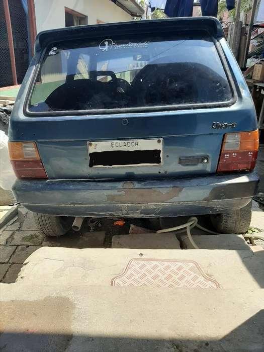 Fiat Uno  1989 - 10000 km