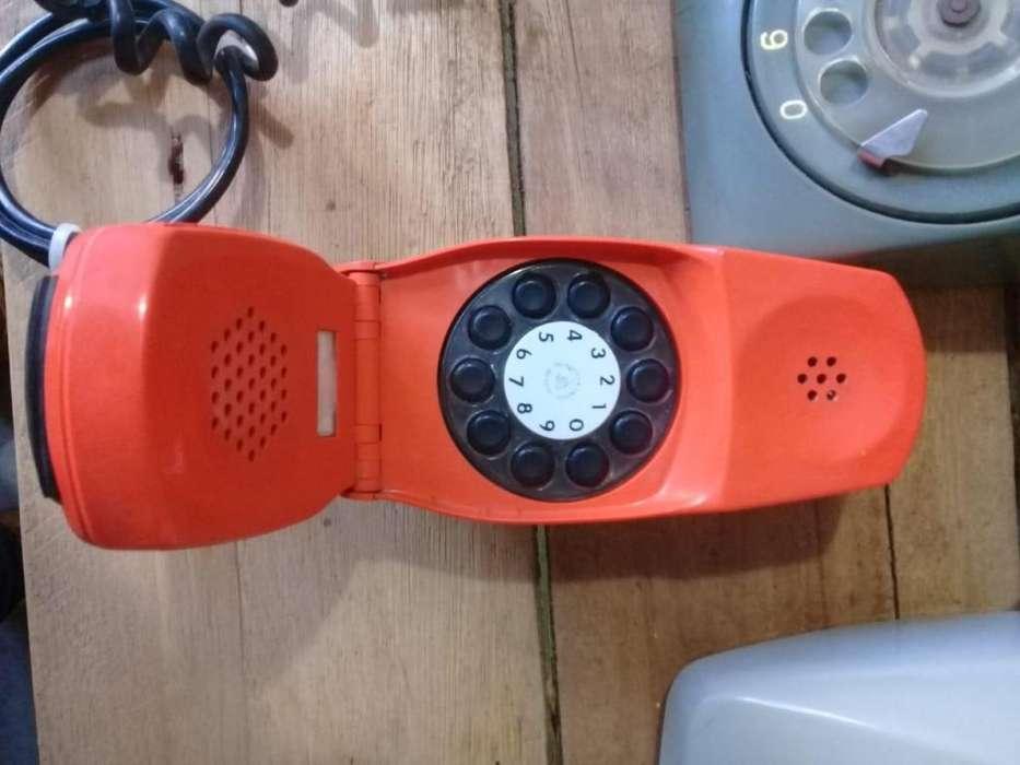 Teléfono grillo en excelente estado funcionando