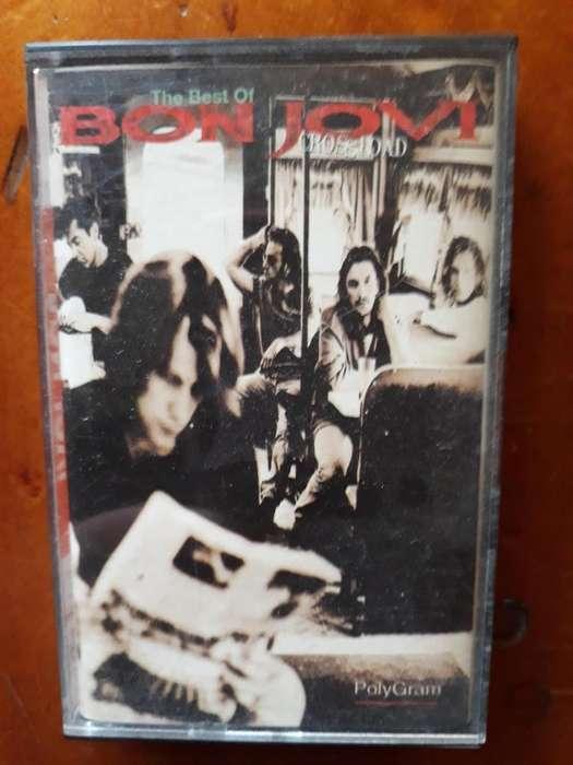 Casette de Bon Jovi