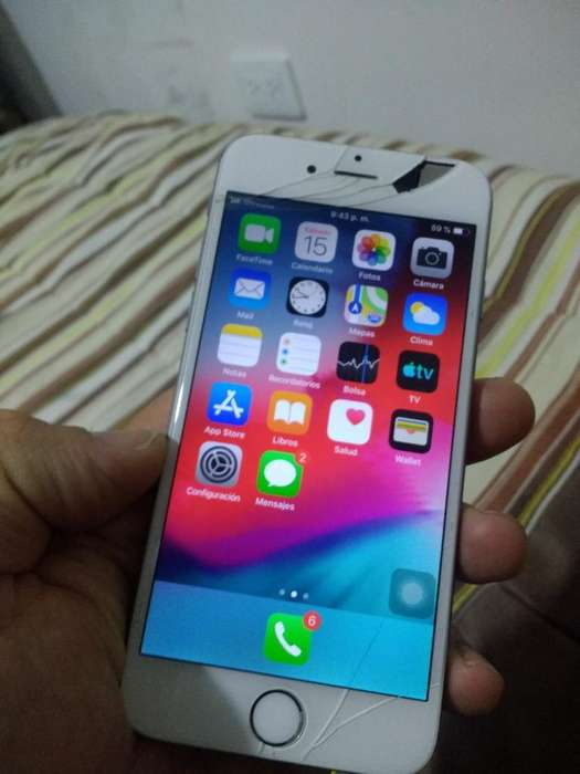 iPhone 6 de 16 Gigas