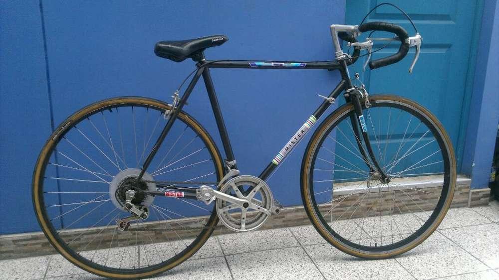 Bicicleta de Carrera Italiana Benotto