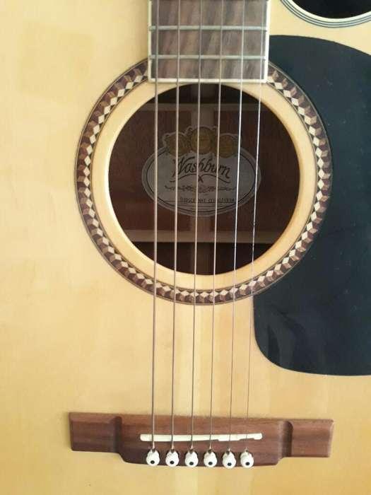 Guitarra Electro Acustica Negociable