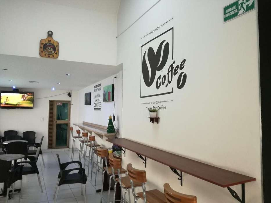 Remato Mobiliario Completo para Cafe