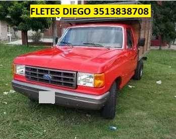FLETES DIEGO 3513838708 EL PRECIO QUE ESTAS BUSCANDO