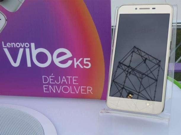 Celular Lenovo Vibe K5 16gb Plateado nuevo Oem libre