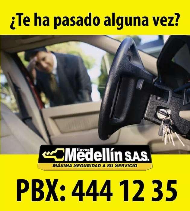LLAVES MEDELLIN S.A.S- CERRAJEROS EN MEDELLIN 24/7