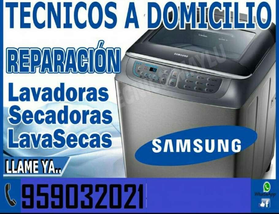 Técnico de Lavadoras a Domicilo