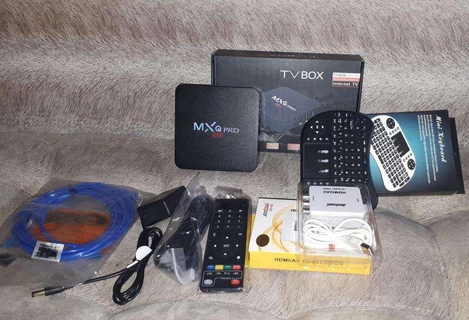 Tv Box en Combo