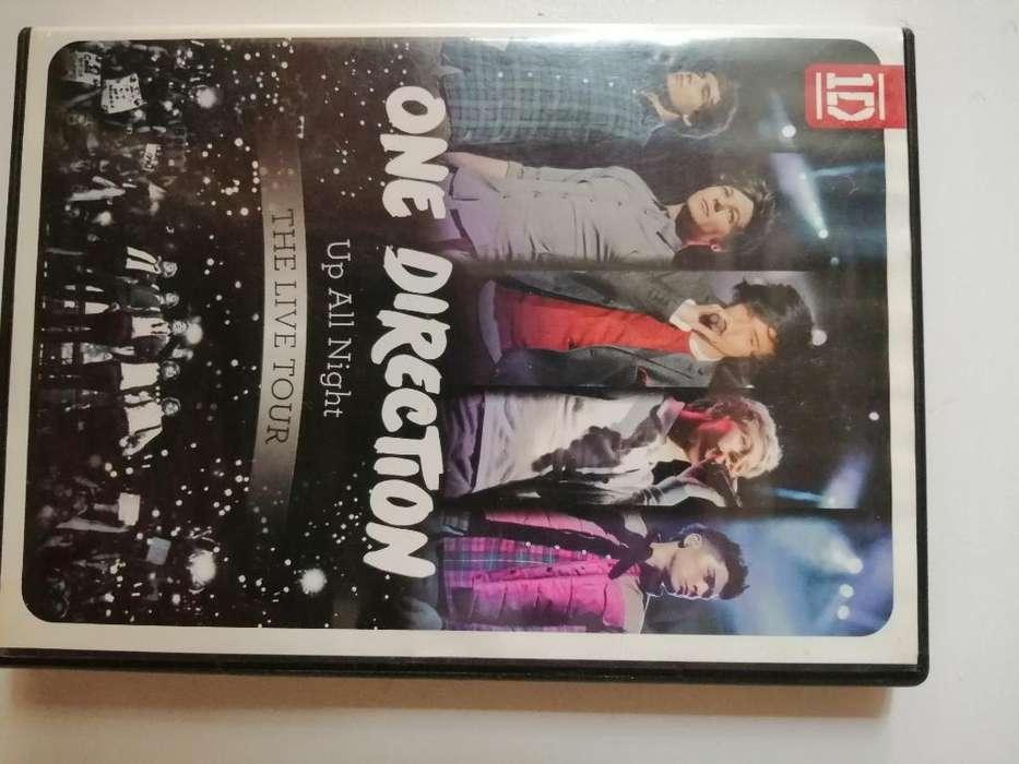 One Direction Dvd Original