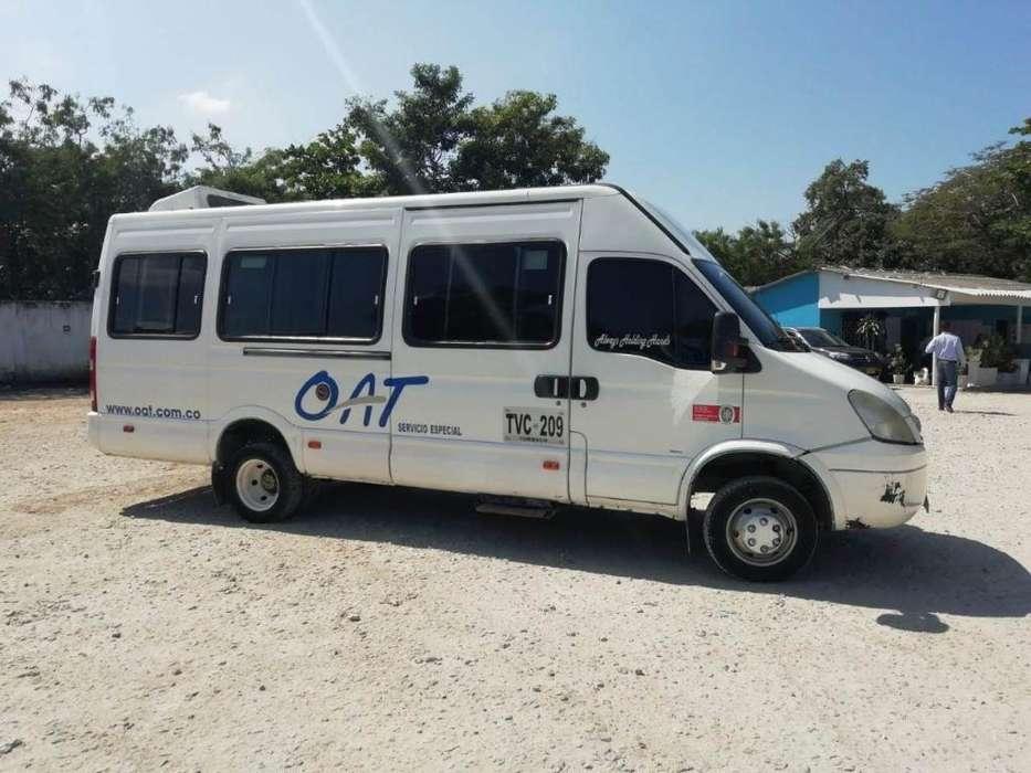 Iveco Microbus Servicio Especial