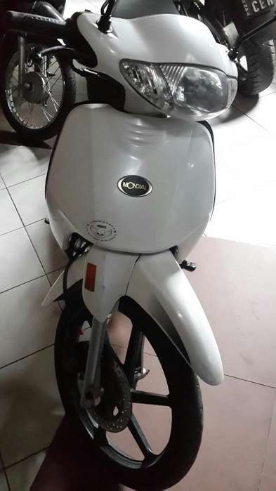 Mondial Max 110 Full Impecable