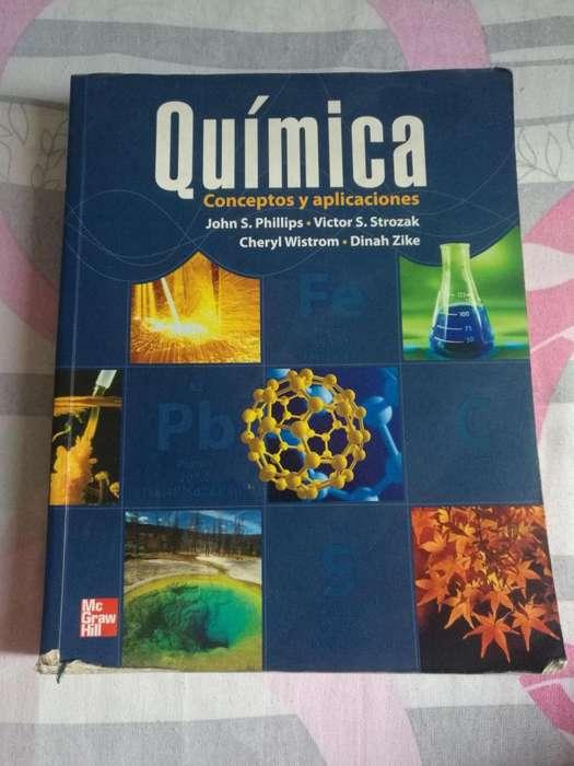 Quimica conceptos y aplicaciones. Editorial Mc Graw Hill