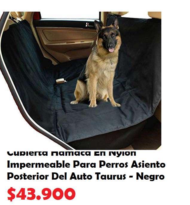 Impermeable Para <strong>perro</strong>s Asiento Posterior Del Auto ENVIOS GRATIS A TODO EL PAIS