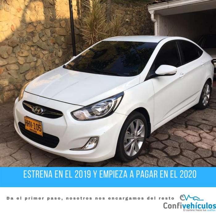 Hyundai i25 2015 - 35000 km