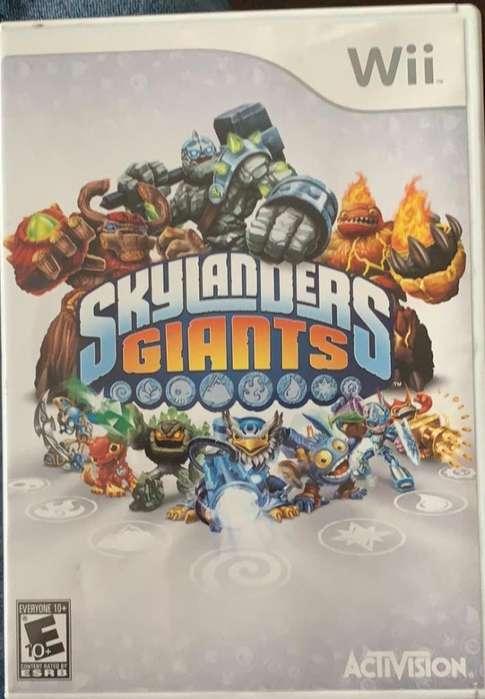 Skylanders Wii en Perfecto Estado