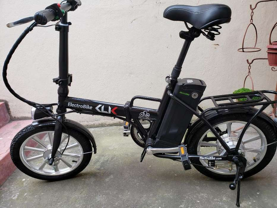 Bicicleta Eléctrica, Nueva