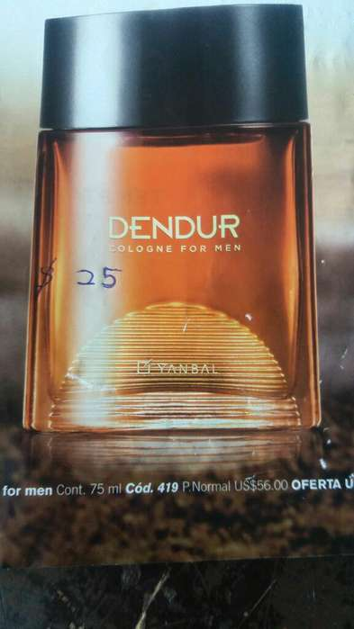 Perfume Dendur de Yanbal 75 Ml