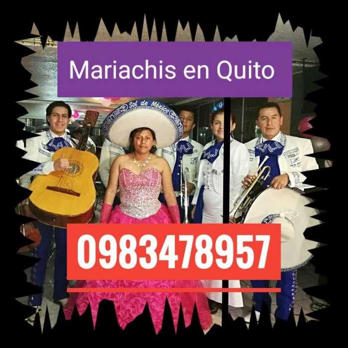 Mariachis en Cumbaya Tumbaco 0983478957