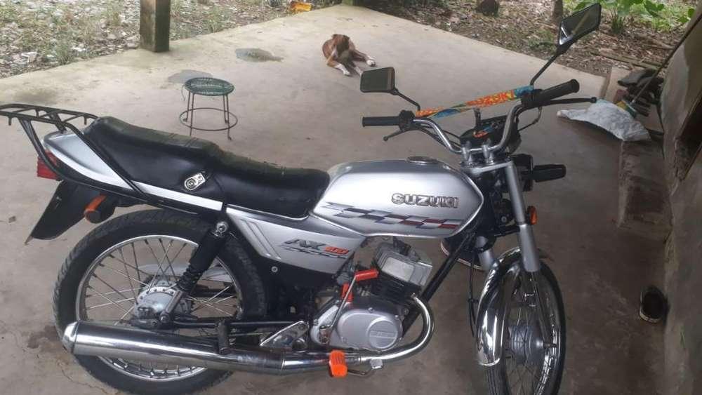 Vendo Ax 100 1200 Negociable
