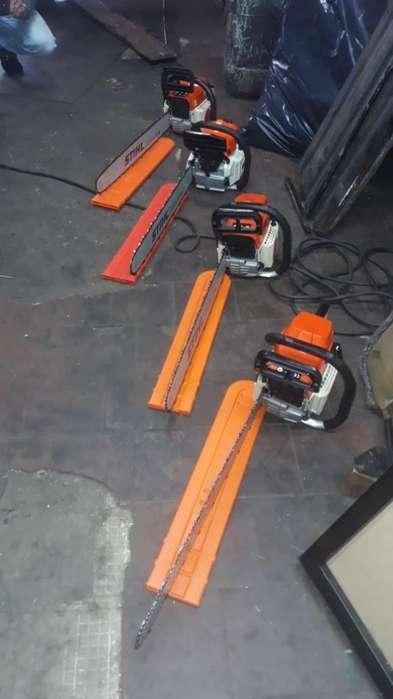 Motosierras Ms 381 Y 382 Promocion Stihl