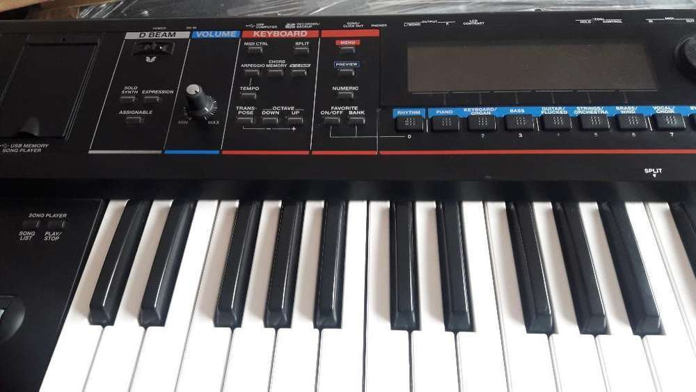 Sintetizador Roland Juno Gi