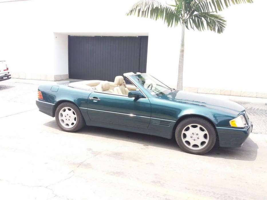 Mercedes-Benz SL 1994 - 52000 km