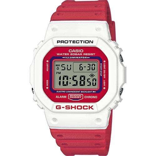 Relojes Casio Gshock Serie DW-5600 para mujer