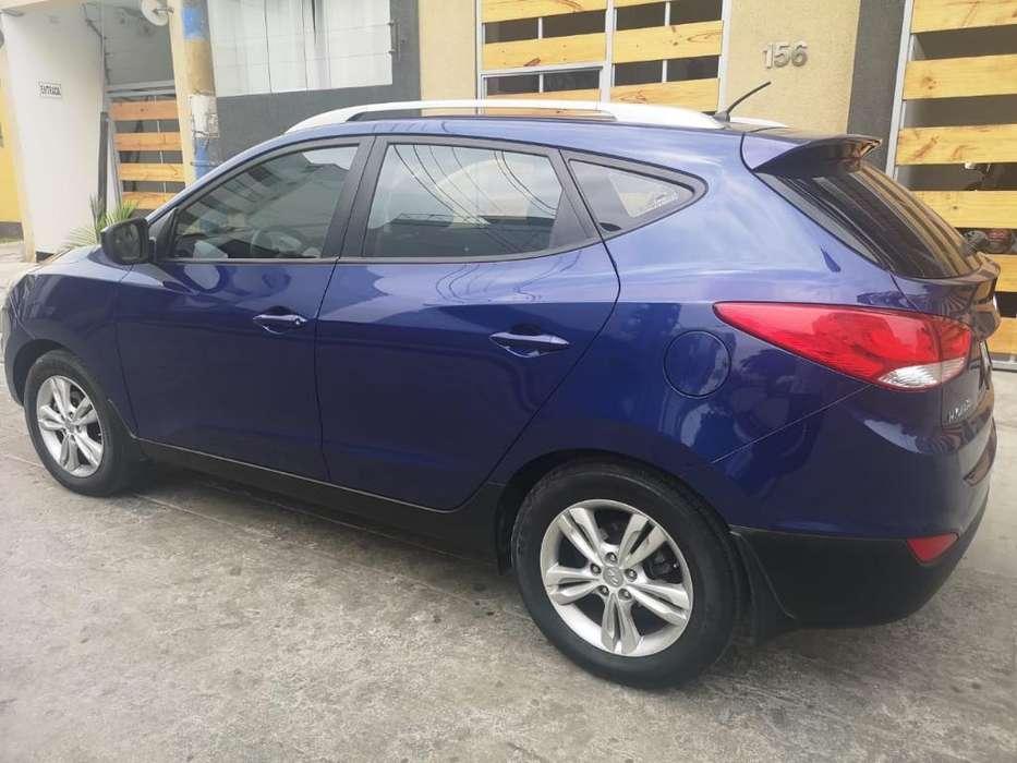 Hyundai Tucson 2012 - 61000 km