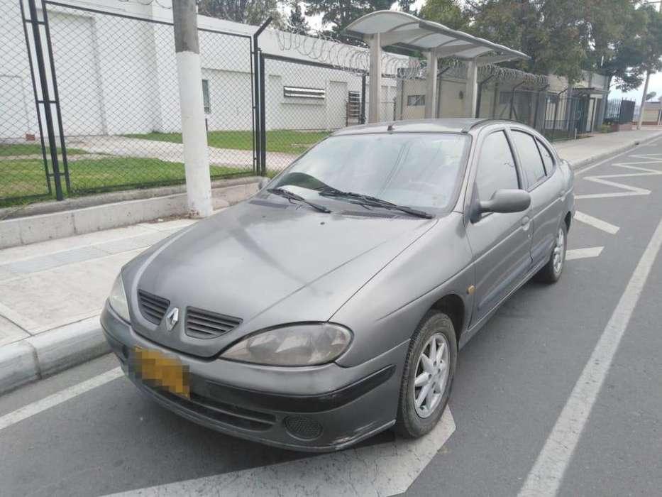 Renault Megane  2003 - 237500 km