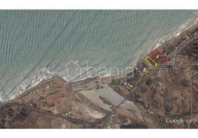 Zorritos - Venta de Terreno de playa