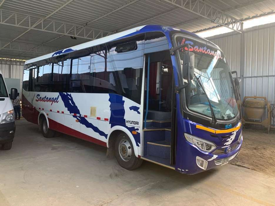 Bus Hyundai 30 Pasajeros