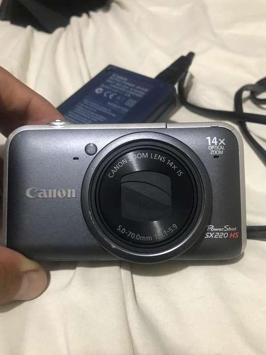 Camara Powershot Sx220 Hs
