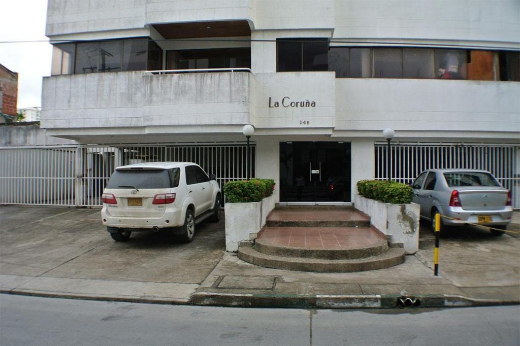 Apto para arriendo 203 Edif. La Coruña. Cod: 9604