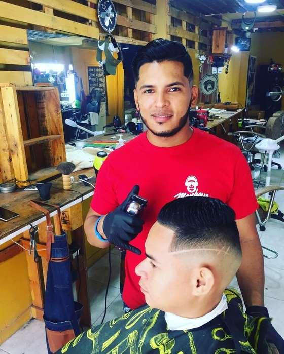 Solicito Trabajo Soy Barbero