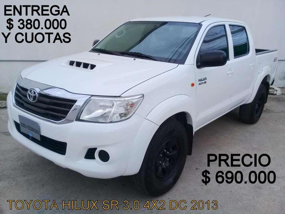 Toyota Hilux 2013 - 144000 km