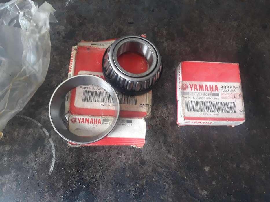 Vendo Pistas de Xtz 250 Originales