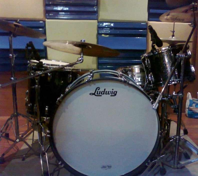 Bateria Ludwig Classic Maple