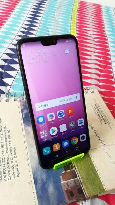 Huawei P20 Lite, 32gb, 4ram, 5.8pulg, Touch Id, 3000mah 4g