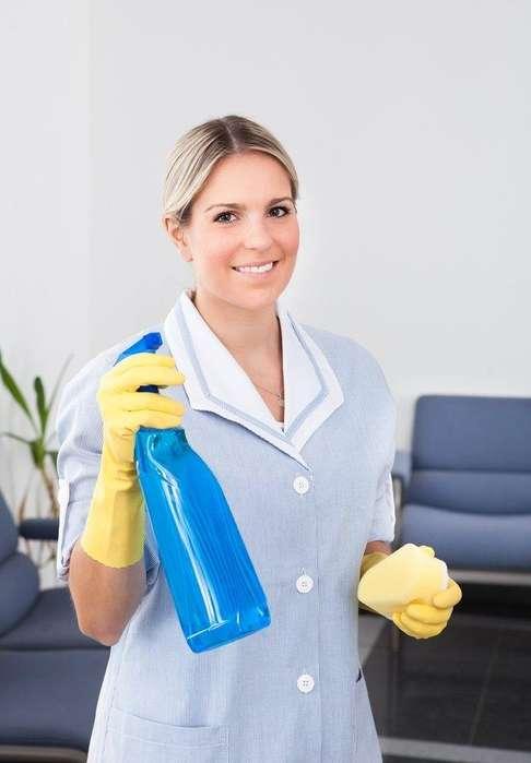 Ofrecemos servicio de aseo y limpieza en apartamentos