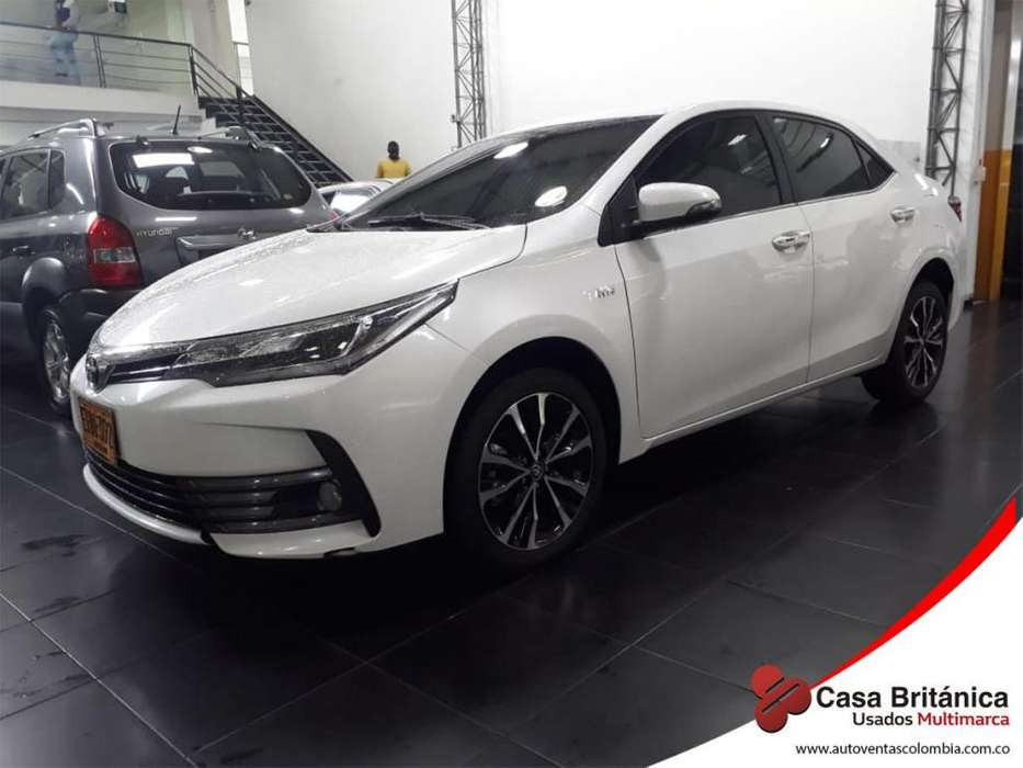 Toyota Corolla 2019 - 14796 km