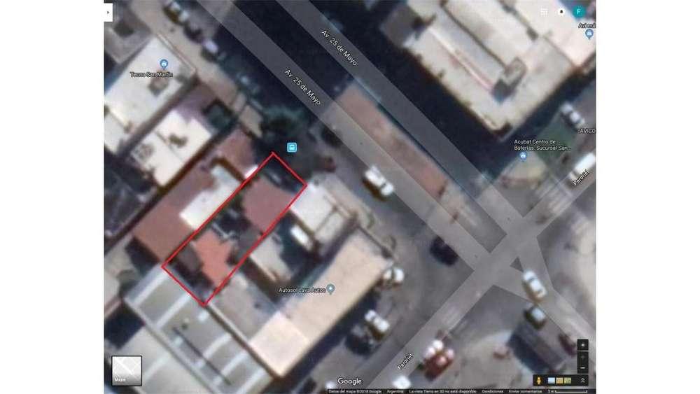 Avenida 25 De Mayo Esq. Av. Perdriel 1600 - UD 200.000 - Terreno en Venta