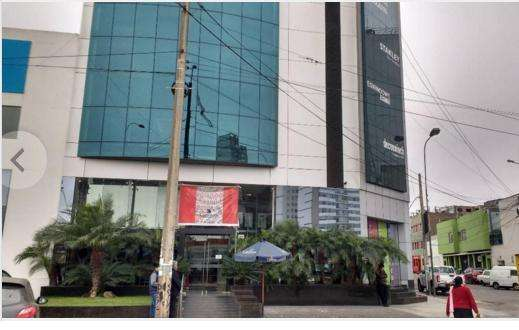 Oficinas en Alquiler en Edificio Comercial en La Victoria