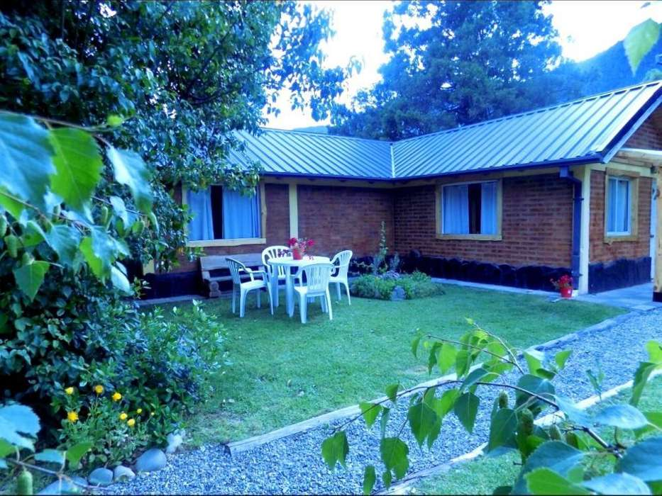 qd42 - Cabaña para 2 a 5 personas en Lago Puelo