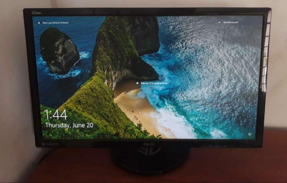 Asus Vg248qe Gaming Monitor 24 1ms, 144