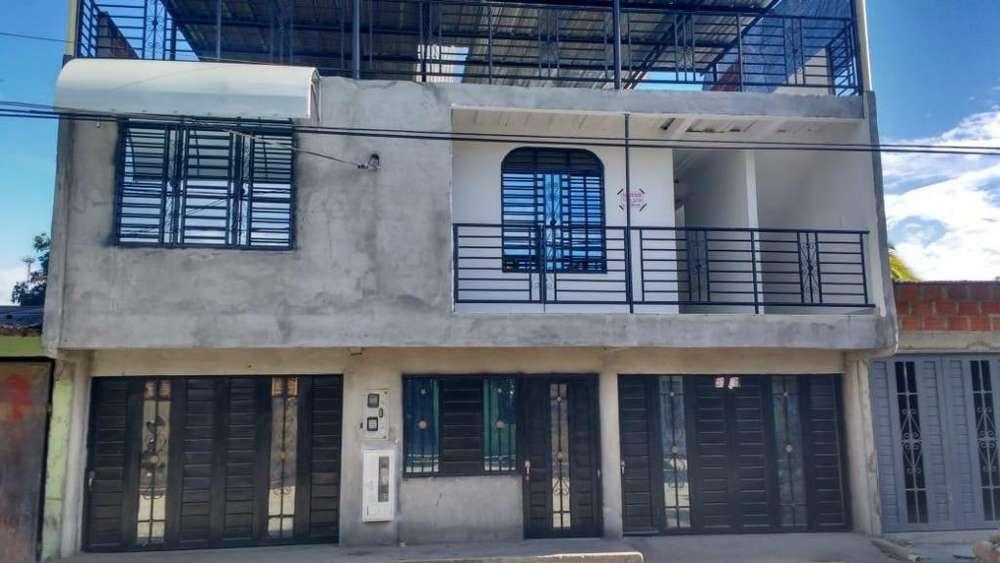 venta de casa nueva de tres piso