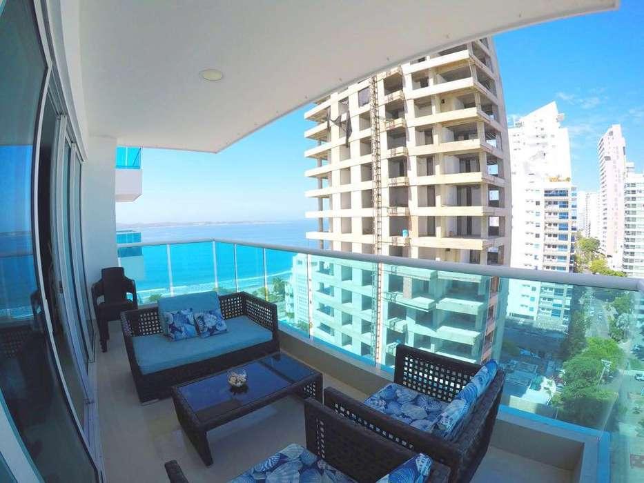 Lujoso Apartamento con vista a la bahía de Castillo Grande - wasi_805580